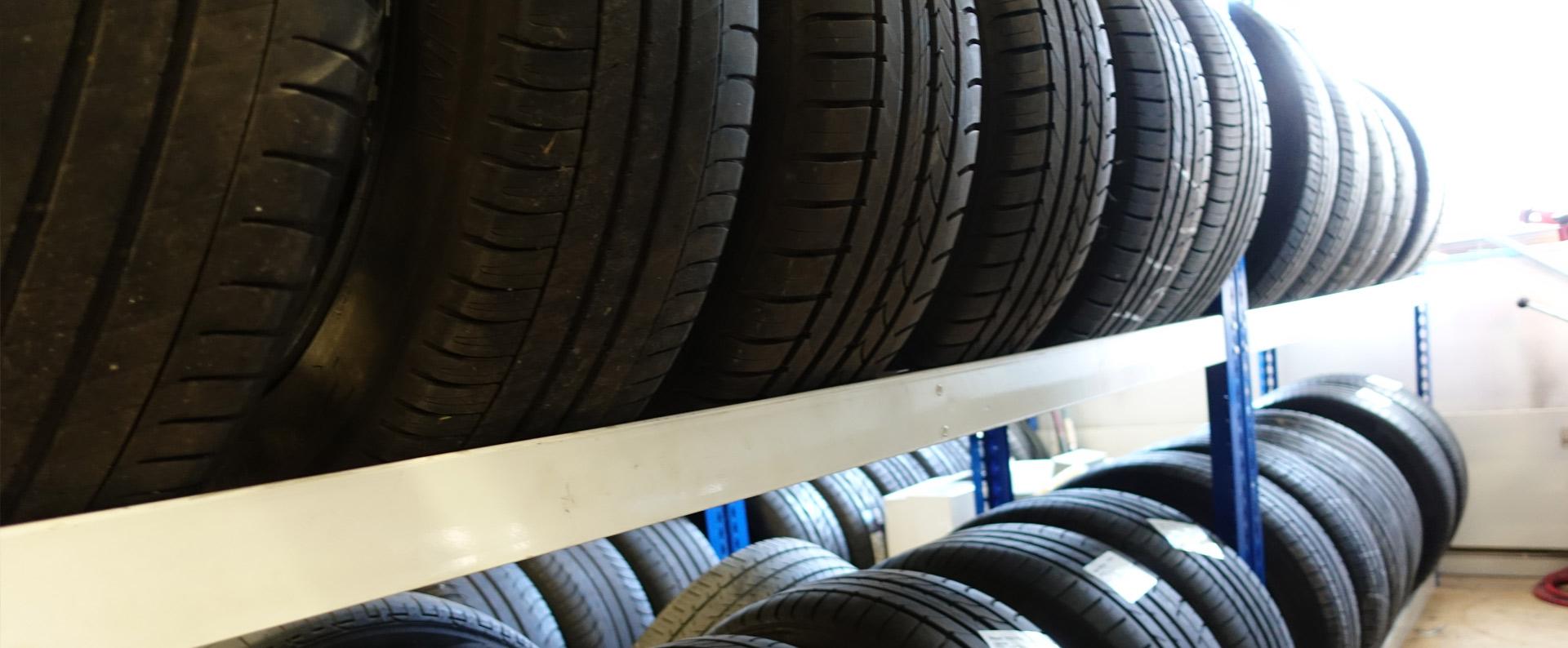 Däck och hjulinställningar